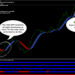 HAS Forex Robot screenshot #3