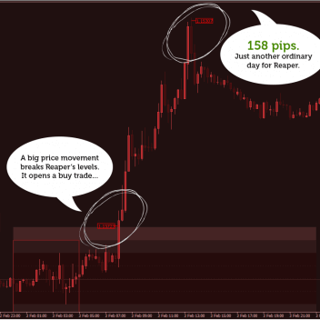 Forex robot trader reaper